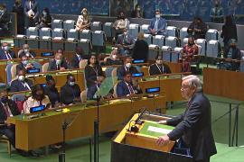 Генеральная Ассамблея ООН: главной темой остаются COVID и вакцины
