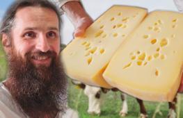 Из города в деревню: история сыровара с Алтая
