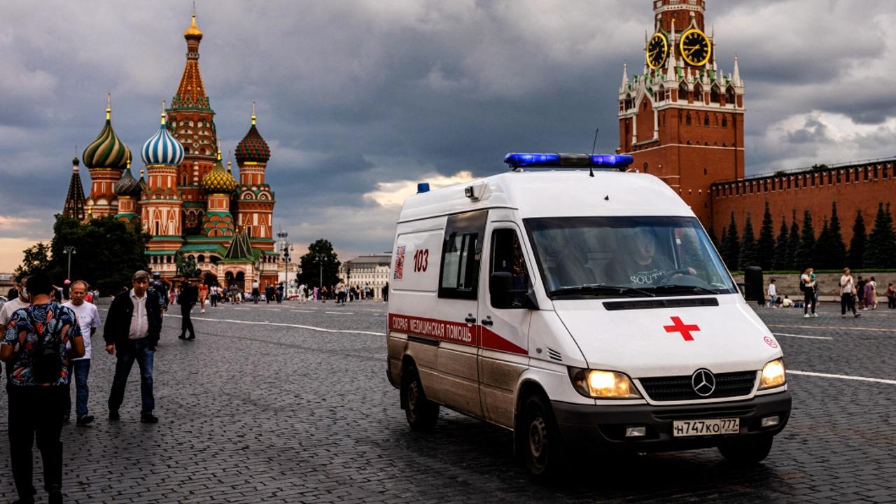 В России повторился антирекорд по числу умерших от COVID-19 за сутки