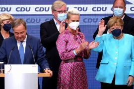 Партия Меркель проиграла выборы в Бундестаг