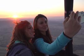 Новый вид туризма в Тоскане: полёты на воздушных шарах и вертолётах