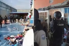 116 человек погибли в ходе беспорядков в эквадорской тюрьме