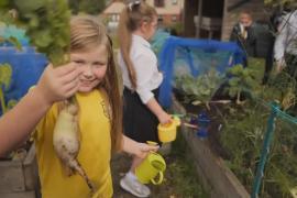 В Шотландии садоводство помогает людям обрести душевное здоровье
