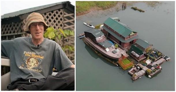 Как живётся канадцу на рукотворном острове уже 17 лет
