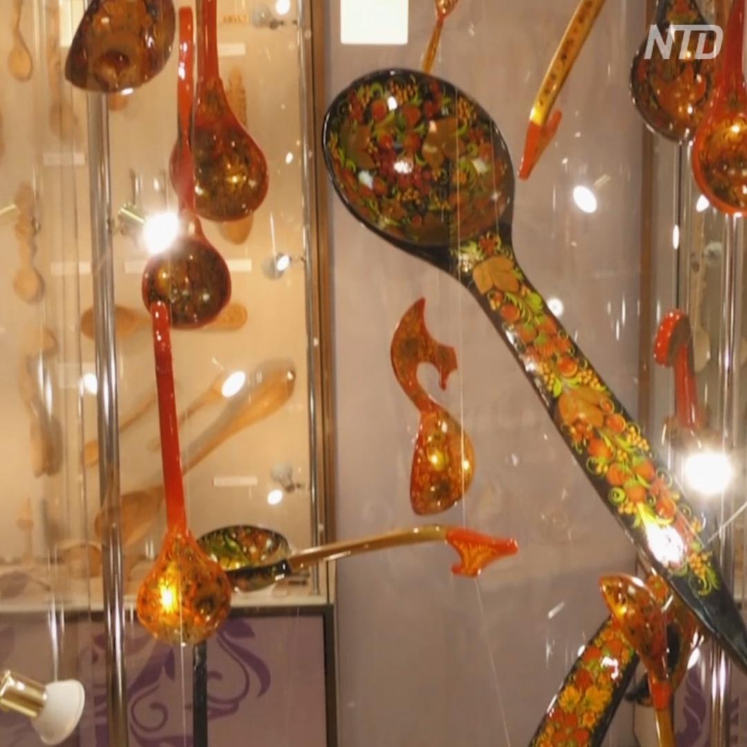 Истории ложки посвятили целый музей