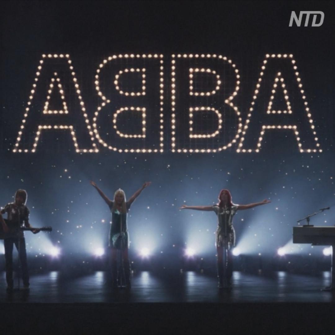 ABBA выпустит первый альбом за 40 лет