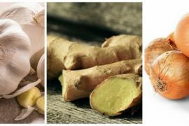 Лук, чеснок и имбирь: природное исцеление (рецепты)