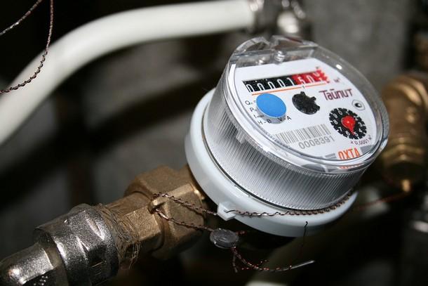 Заменить водосчётчик в надёжном сервисе