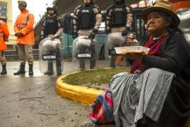 Почти пол-Аргентины живёт за чертой бедности