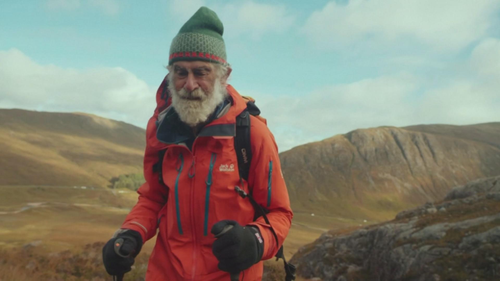 81-летний альпинист хочет покорить почти 300 вершин в Шотландии