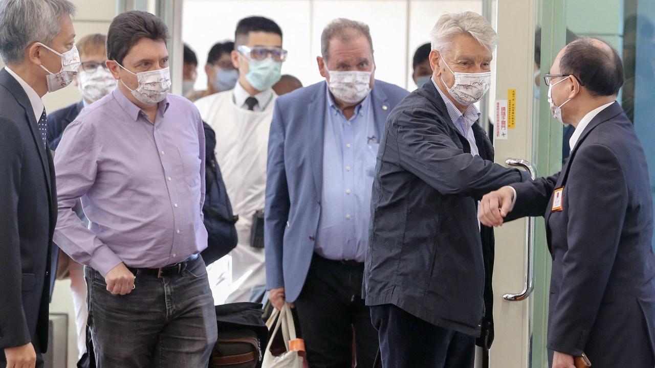 Французские сенаторы посетили Тайвань, несмотря на протест Китая