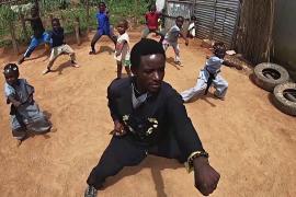 Как угандиец заражает Африку кунг-фу