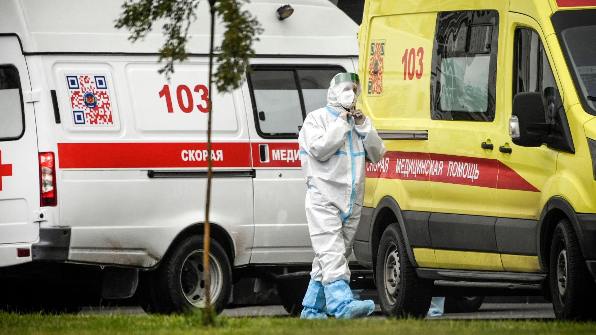 В России растёт число умерших от COVID-19 за сутки