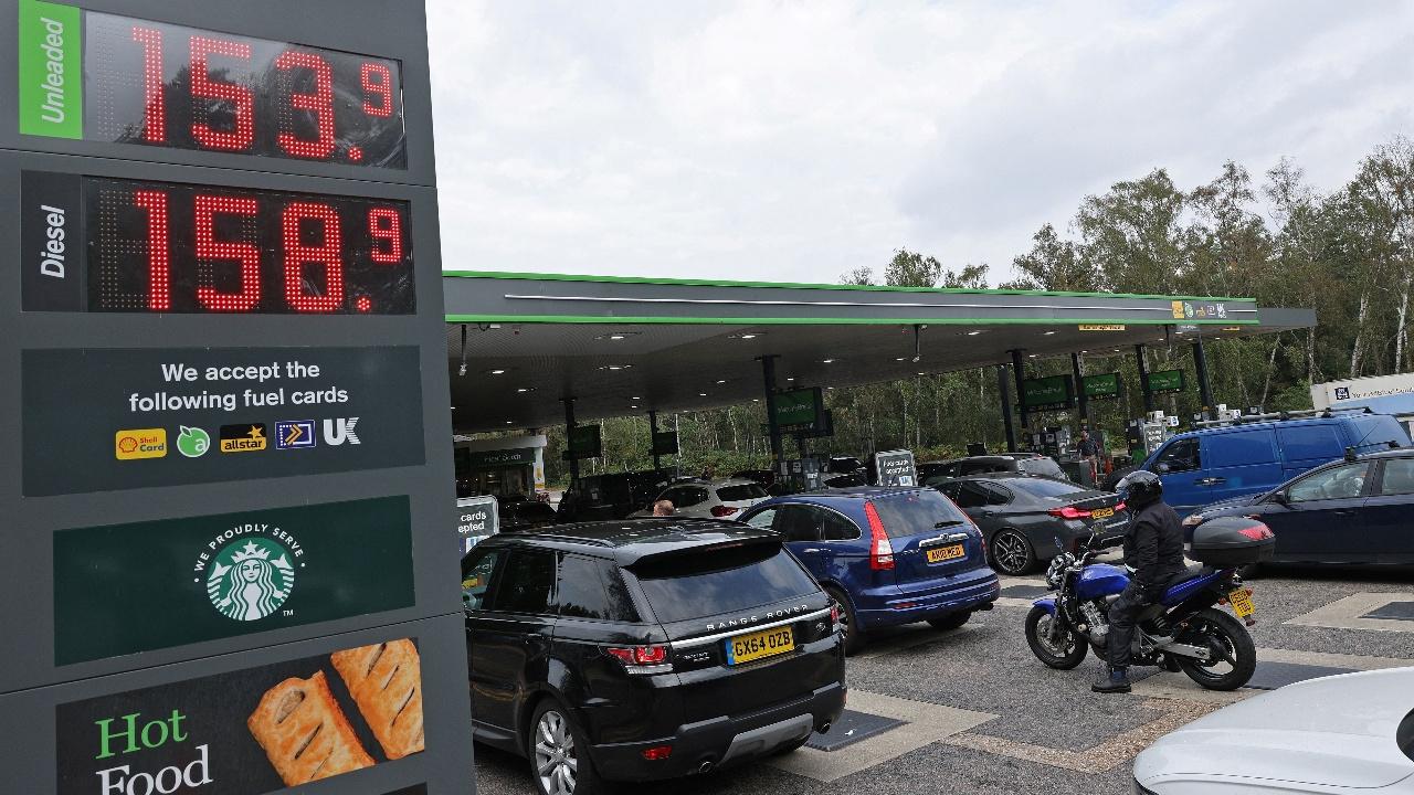 В Европе – рекордно высокие цены на энергоносители