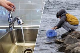 На севере Канады водопроводная вода пахнет нефтью