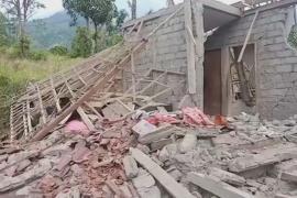 На Бали произошло землетрясение, есть жертвы