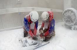 Как экстремальную погоду воссоздают в итальянской лаборатории