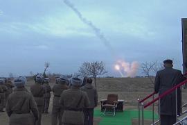 Северная Корея запустила ещё две баллистические ракеты