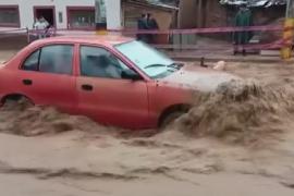 Сезон дождей принёс наводнения в Перу