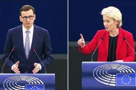 Дебаты в Европарламенте: Польша и ЕС снова спорят о верховенстве закона
