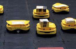 Как роботы сортируют письма на греческой почте