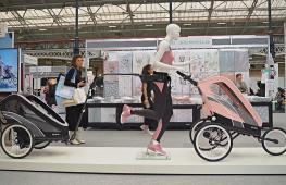 Спорт и экология – главные тренды на выставке Baby Show в Лондоне
