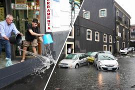 Большая уборка: юг Италии оправляется после редкого шторма