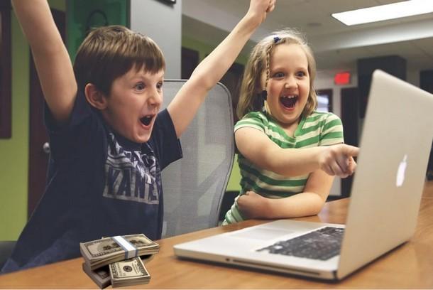 Дети планеты примеривают на себя амплуа блогера