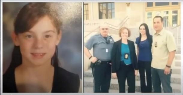 Зачем девушка искала полицейского через 20 лет после встречи