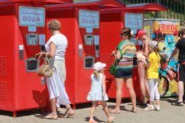 Автоматы газированной воды – прибыльный бизнес