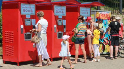 Автоматы газированной воды — прибыльный бизнес
