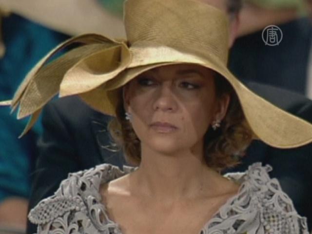 Испанская принцесса помогала отмывать деньги?