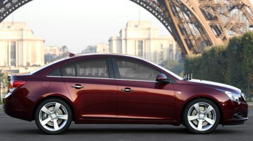 Основные причины популярности  авто Шевроле Круз