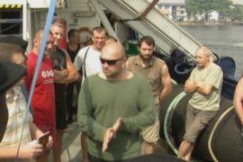 В Нигерии собираются судить 15 российских моряков