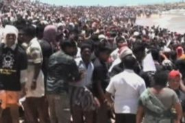 Индийцы протестуют против запуска АЭС