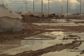 «Лучше б я остался в Сирии!» — беженцев затопило