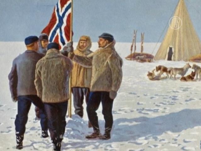 Прошло 100 лет со дня покорения Южного полюса
