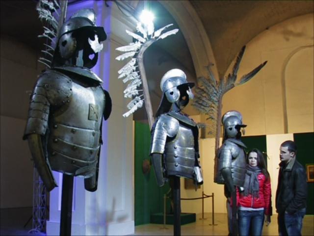 Большой антикварный салон проходит в Киеве