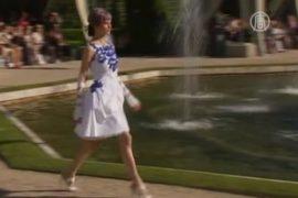 Показ Chanel в Версале: союз прошлого и настоящего