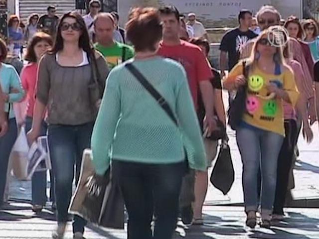 Греки опасаются возврата к драхме