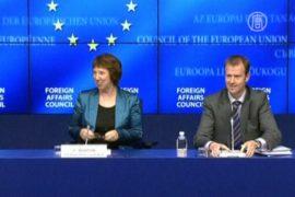 Европа пока не будет применять санкций к Украине