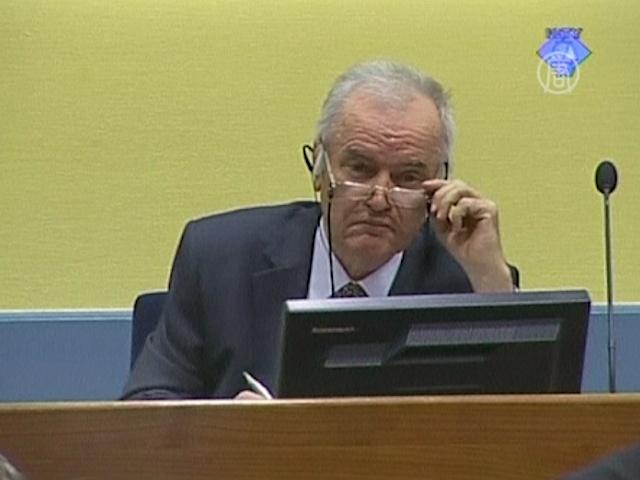 В Гааге судят Ратко Младича