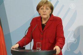 Меркель уволила министра после неудачных выборов