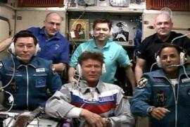 «Союз» успешно пристыковался к МКС