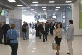 Аэропорт «Киев» открыл международный терминал