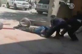 За взрывами в Сирии стоит «третий элемент»
