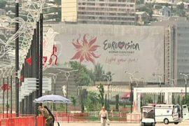 «Евровидение» в Баку начинается на фоне протестов
