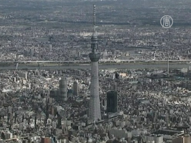 Самая высокая телебашня мира открыта для гостей