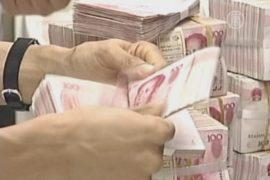 Власти Китая обеспокоены спадом в экономике