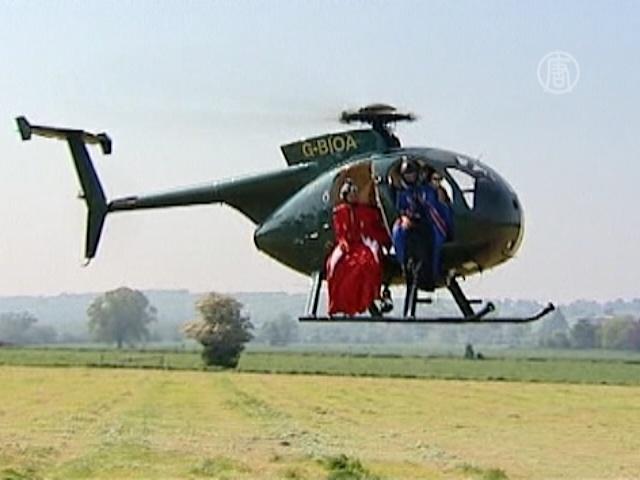 Англичанин прыгнул без парашюта с высоты 730 метров